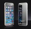 """Защитное цветное стекло Tempered Glass (На обе стороны) для Apple iPhone 6/6s (4.7"""")"""