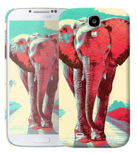 Чехол «Слон» для Samsung Galaxy s4 / Galaxy S4 mini