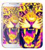 Чехол «Леопард» для Samsung Galaxy s4 / Galaxy S4 mini