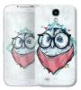 Чехол «Мудрая Сова» для Samsung Galaxy s4 / Galaxy S4 mini