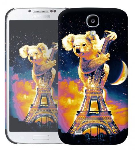 Чехол «Коала» для Samsung Galaxy s4 / Galaxy S4 mini