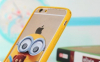 "TPU+PC чехол IMD Print Миньоны для Apple iPhone 6/6s (4.7"")"