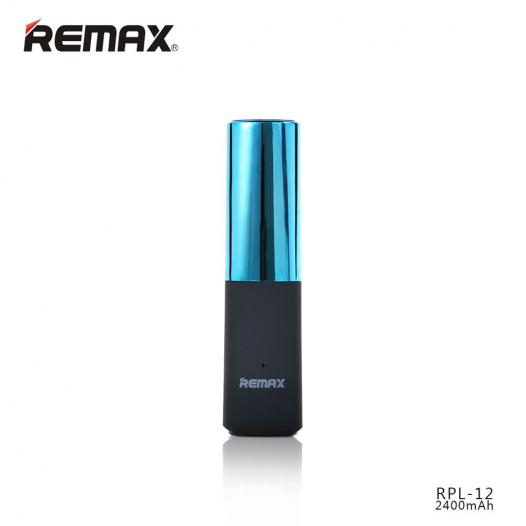 Дополнительный внешний аккумулятор Remax Lip Max 2400 mAh