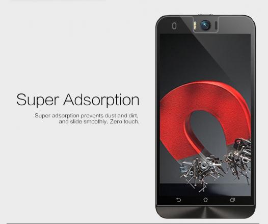 Защитная пленка Nillkin Crystal для Asus Zenfone Selfie (ZD551KL)