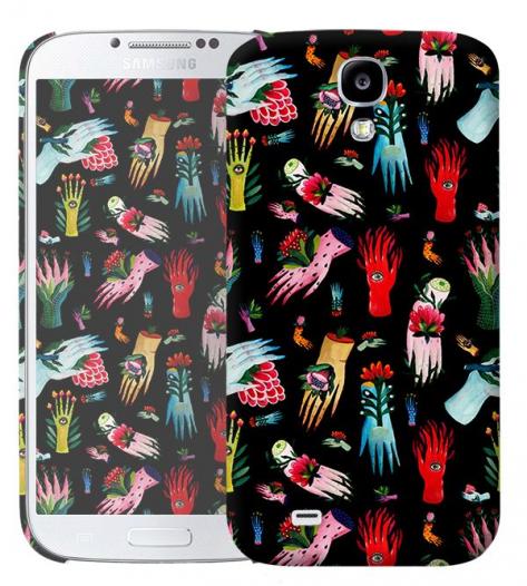 Чехол «Hands» для Samsung Galaxy s4 / Galaxy S4 mini
