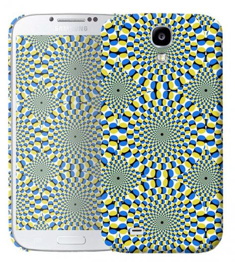 Чехол «Иллюзия» для Samsung Galaxy s4 / Galaxy S4 mini