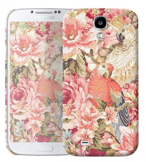 Чехол «Parrot» для Samsung Galaxy s4 / Galaxy S4 mini