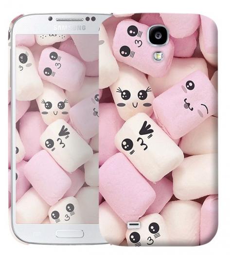 Чехол «Зефирки» для Samsung Galaxy s4 / Galaxy S4 mini