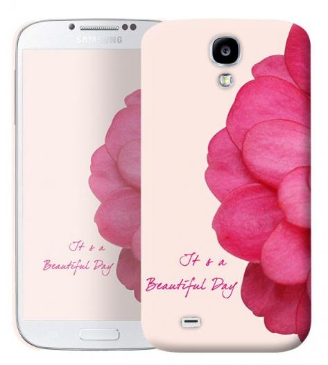 Чехол «Прекрасный День» для Samsung Galaxy s4 / Galaxy S4 mini