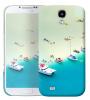Чехол «Берег» для Samsung Galaxy s4 / Galaxy S4 mini