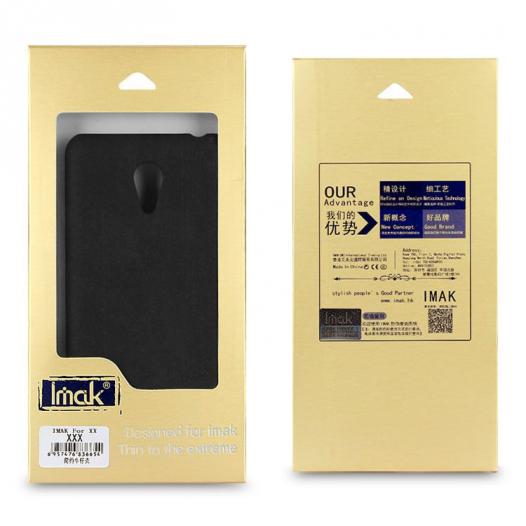 Пластиковая накладка IMAK Cowboy series для Meizu M2 Note