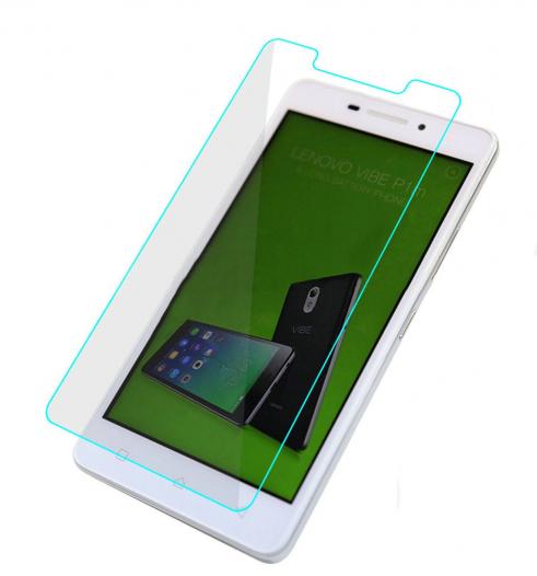 Защитное стекло Ultra Tempered Glass 0.33mm (H+) для Lenovo Vibe P1m (карт.уп-ка)