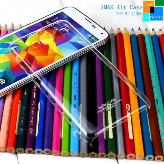 Пластиковая накладка IMAK Crystal Series для Xiaomi Redmi 2