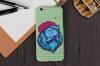 "Пластиковая накладка Animal face для Apple iPhone 6/6s (4.7"")"
