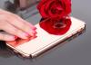 "Алюминиевая накладка Rock Infinite Series (Mirror) для Apple iPhone 6/6s plus (5.5"")"