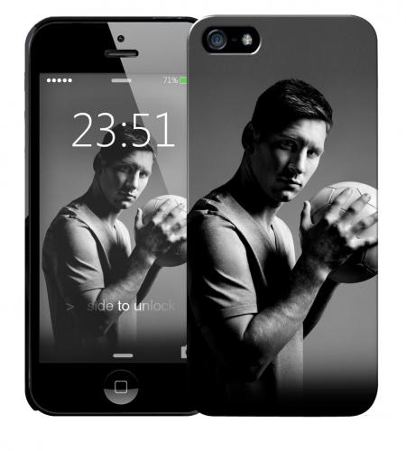 Чехол «Messi» для Apple iPhone 5/5s