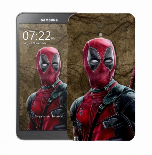Чехол «Deadpool» для Samsung Galaxy Note 3 N9000/N9002
