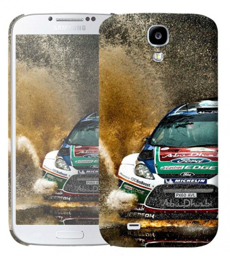Чехол «Ford» для Samsung Galaxy s4 / Galaxy S4 mini