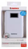 Дополнительный внешний аккумулятор Remax 10400 mAh