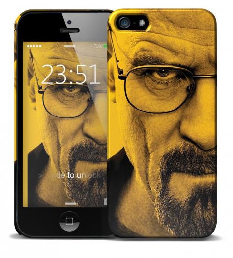 Чехол «Во все тяжкие» для Apple iPhone 5/5s