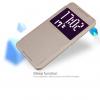 Кожаный чехол (книжка) Nillkin Sparkle Series для HTC One X9