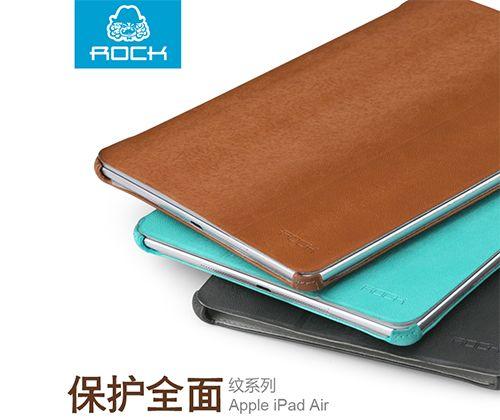Кожаный чехол Rock Light & Cool (Texture) для Apple IPAD AIR