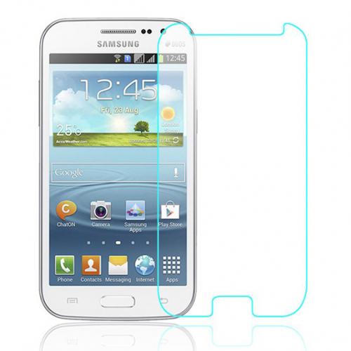 Защитное стекло U-Glass 0.33mm (H+) для Samsung i8552 Galaxy Win (картонная упаковка)