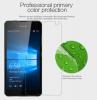 Защитная пленка Nillkin Crystal для Microsoft Lumia 650