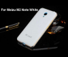 """Металлический бампер """"Round"""" с пластиковой вставкой для Meizu M2 Note"""