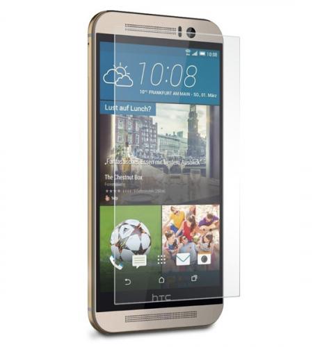 Защитное стекло Ultra Tempered Glass 0.33mm (H+) для HTC One / M9 (карт. упак)