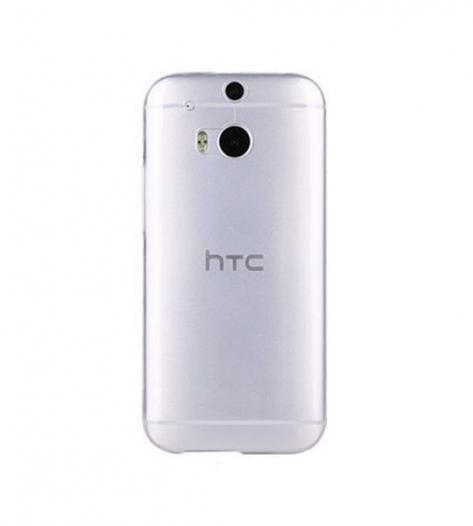 TPU чехол Ultrathin Series 0,33mm для HTC New One 2 / M8