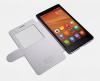 Кожаный чехол (книжка) Nillkin Fresh Series для Xiaomi Redmi Note