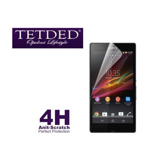 Защитная пленка TETDED (2шт.) для Sony Xperia Z (L36i)