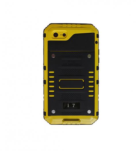 Чехол Luphie Wolverine X-Men для Apple iPhone 7 (4.7