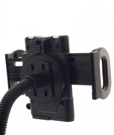 Универсальный автодержатель до 5 дюймов V2 (360 градусов гибкое крепление)