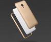 """Металлический бампер """"Round"""" с пластиковой вставкой для Meizu MX5"""