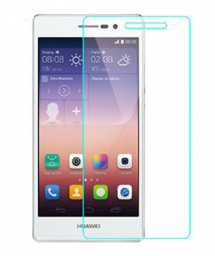 Защитное стекло Ultra Tempered Glass 0.33mm (H+) для Huawei Ascend P7 (в упаковке)