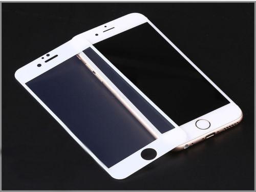 Защитное стекло на весь экран (цветное) для Apple iPhone 6/6s (4.7