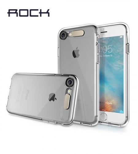 Светящийся TPU чехол ROCK Tube Series для Apple iPhone 7 (4.7