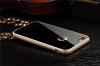 """Металлический бампер Luphie с акриловой вставкой для Apple iPhone 6/6s (4.7"""")"""