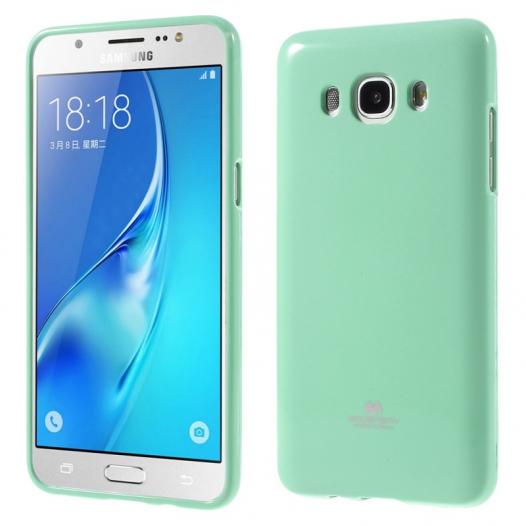 TPU чехол Mercury Jelly Color series для Samsung J510F Galaxy J5 (2016)