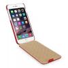 "Кожаный чехол (флип) TETDED для Apple iPhone 6/6s (4.7"")"