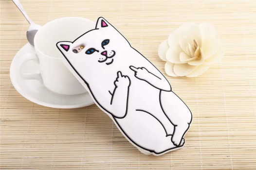 Чехол *uck Of Cat для Apple iPhone 6/6s plus (5.5