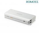Дополнительный внешний аккумулятор ROMOSS Sailing 4 (PH40-305) (10400mAh 2 USB 2.1A+1.0 А)