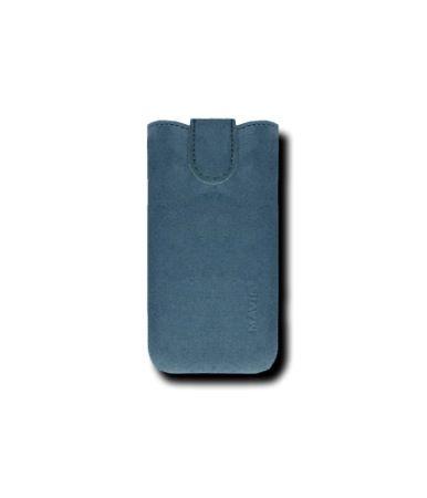 Кожаный футляр Mavis Premium VELOUR для i9300/ZL/Nexus 4/4500/E1/E2