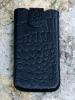 Кожаный футляр Mavis Classic Crocodile 115x61 для S5830i/Lumia 620/Y200