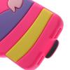 """Силиконовый чехол """"Цветной леденец"""" для Apple iPhone 5/5S/SE"""