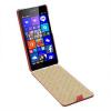 Кожаный чехол (флип) TETDED для Microsoft Lumia 540