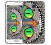 Чехол «Чешир» для Samsung Galaxy S5