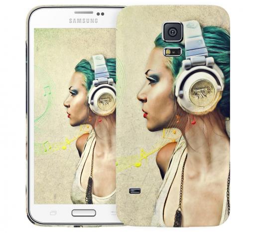 Чехол «Music» для Samsung Galaxy S5